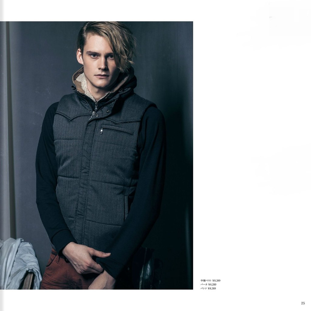m.f.editorial Men's Autumn Collection 2013_004Danny Beauchamp, Kye D'arcy