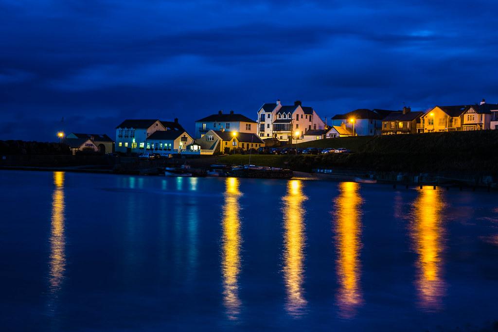 Ballintrae Bay