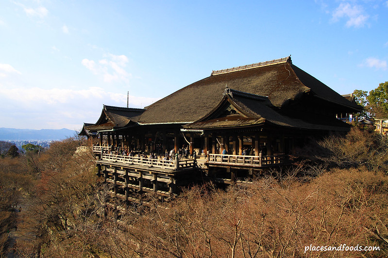 Kiyomizudera (清水寺)Temple