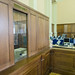 Small photo of Cashier, the Long Room, Custom House