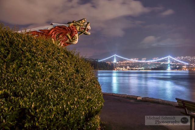 2013-09-23 Vancouver Stanley Park Dragon-1
