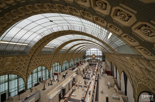 Paris - Inside Musee D'Orsay