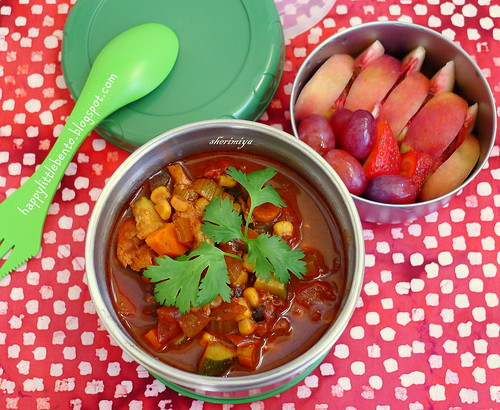 Enchilada Soup LunchBot Thermal Bento by sherimiya ♥
