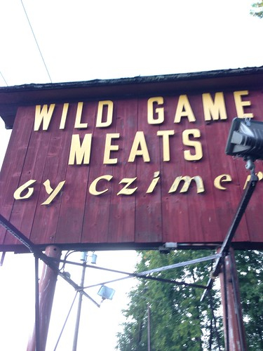 Wild Game Meats by Czimer