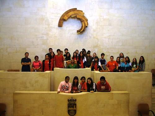 Colegio San Martín de Santander 16/10/2013