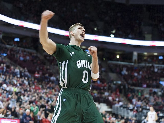 Ohio University Forward Treg Setty