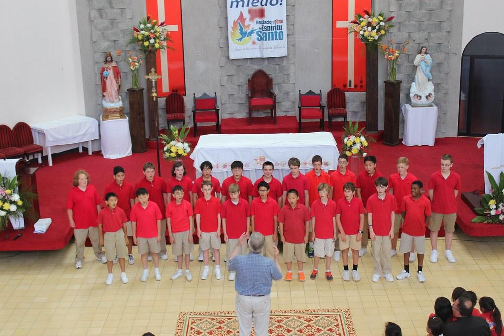 San Francisco Boys Chorus 2013 Concert Tour of Costa Rica