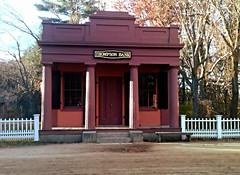 Old Sturbridge Village, Massachusetts, November 2013