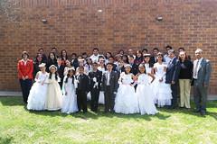 Primeras Comuniones Fundación Escuela San Andrés