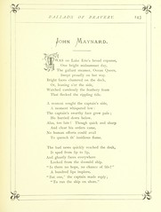 """British Library digitised image from page 147 of """"Ballads of Bravery. Edited by G. M. Baker. With forty full-page illustrations"""""""