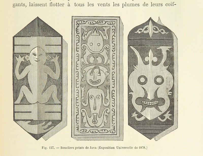 Image taken from page 237 of 'La création de l'homme et les premiers âges de l'humanité ... Ouvrage illustré, etc. [With a preface by C. Flammarion.]'