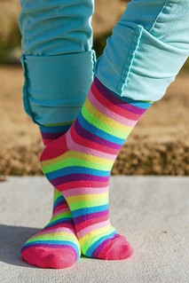 Colorful stripes
