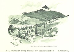 "British Library digitised image from page 67 of ""'Mountain, Moor and Loch' illustrated by pen and pencil, on the route of the West Highland Railway"""