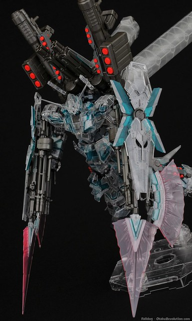 MG Clear Full Armor Unicorn - Snap Fit 4