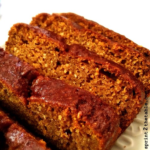 Pumkin Beer Bread