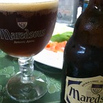 ベルギービール大好き!! マレッツ 10 アンバー Maredsous 10 Ambree