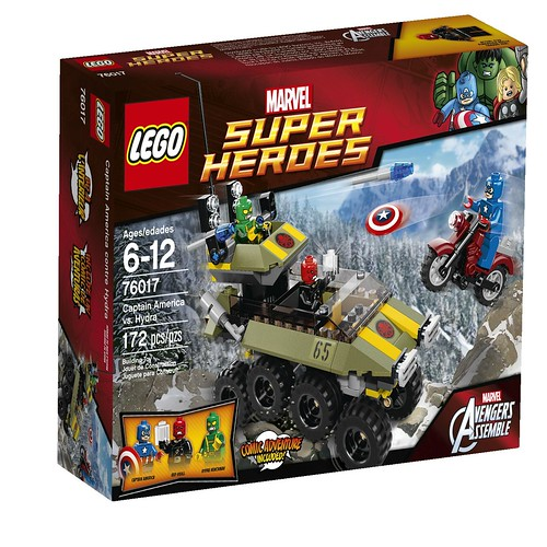 LEGO Super Heroes 76017