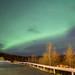 Aurora sobre Straumen