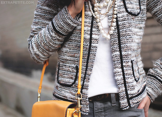 loft tweed cardigan1