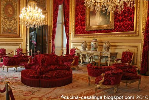 Louvre Wohnzimmer