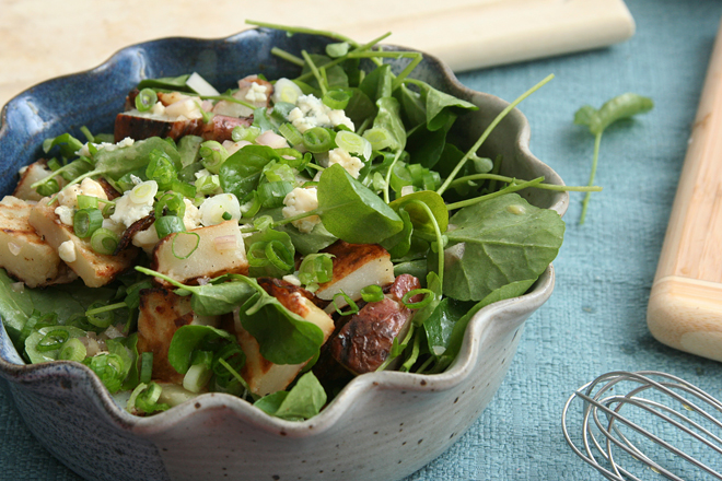 potato salad watercress 5