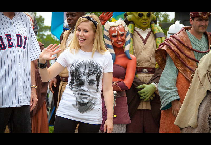 Ashley Eckstein:  Creating Her Own Universe