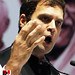 Rahul Gandhi at AICC session in New Delhi 21