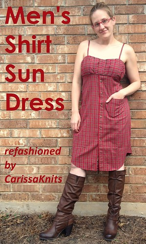 Mens Shirt Sun Dress