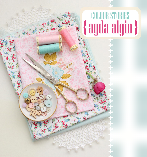 colour stories : Ayda Algin, cafe noHut | Emma Lamb