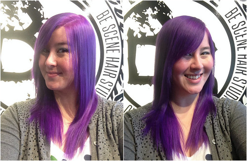 Purple Round 2 Collage