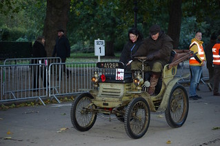 2013 London To Brighton Rally, Hyde Park, Car061