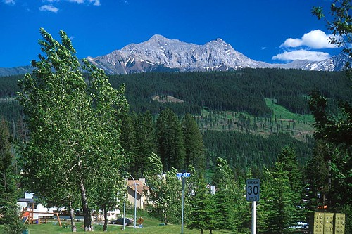 Elkford, Elk Valley, BC Rockies, Kootenay Rockies, British Columbia, Canada