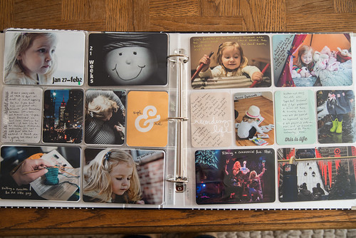 Project Life 2014: Week 5