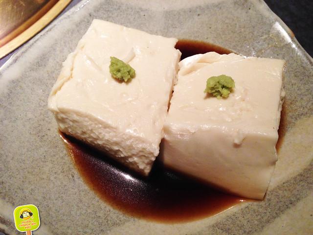 Yakiniku Gen - Sesame Tofu