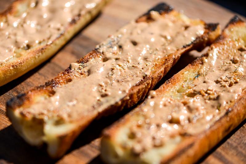 Jalapeño Hanger Steak Sandwich