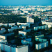 Berlin from TV tower (200m above the ground) by Go 4 IT