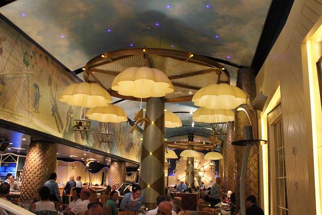 Disney Anniversary: Dinner at Flying Fish
