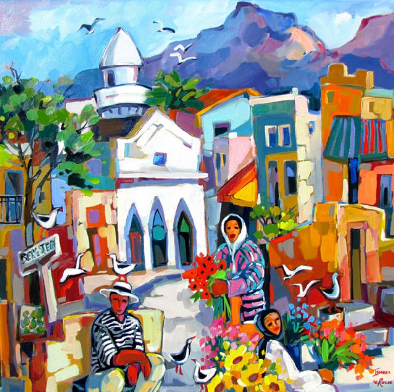 Naive Painting Artists