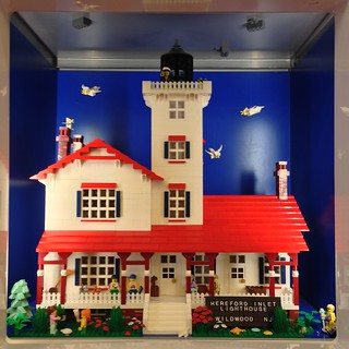 Lego Hereford Inlet Lighthouse