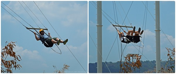 Giant Swing at Sandbox Alviera