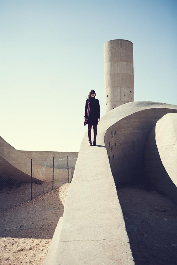 Ronen Frieman, Israeli fashion blog, בלוג אופנה, רונן פריימן, אנדרטת הנגב