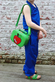 Ash Jumpsuit testing - with bag