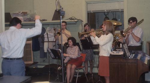 1968Platte, Jay directing SC brass