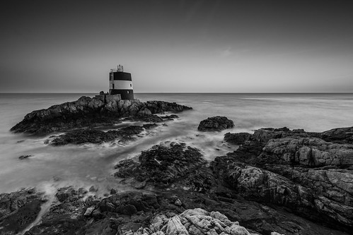 bw lighthouse white black point islands nikon long exposure noir little sigma lee jersey 1020mm filters mont channel graduated density stopper neutral toprint d7000