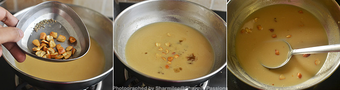 How to make Aadi Paal Recipe - Step5