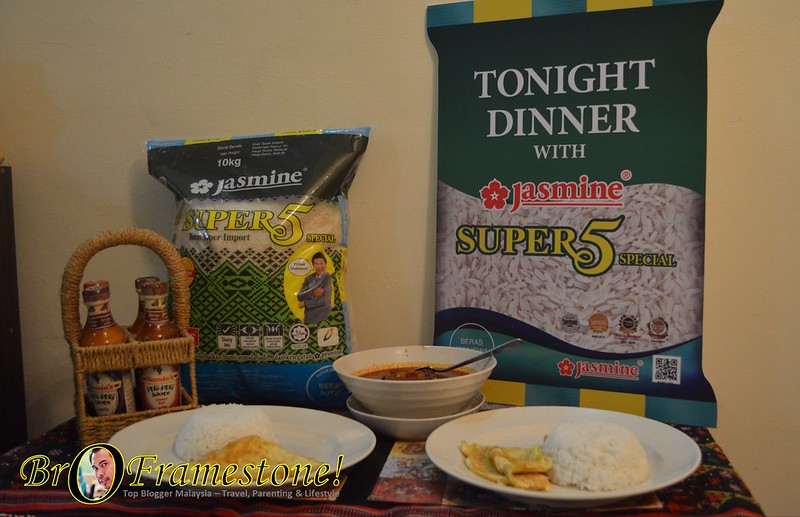Tonight Dinner With Jasmine Super5 Special