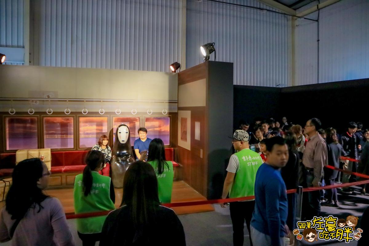 吉卜力的動畫世界特展-88