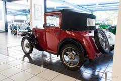 BMW 3/15 PS Dixi DA2 Cabriolet