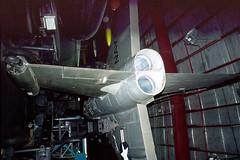 Convair XFY-1 Pogo 138649 Silver Hill 1-2-01