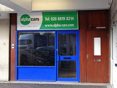 Picture of Alpha Cars, 215 High Street